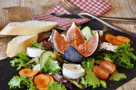 figs cheese