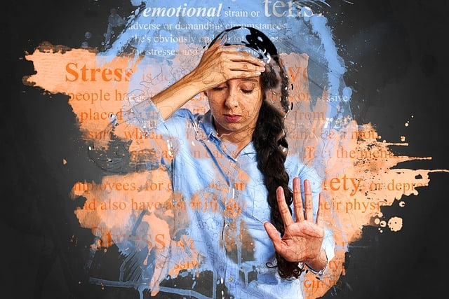 stress anxiety headache