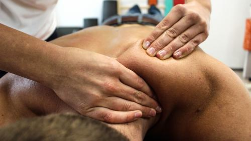 Massage therapy trigger point therapy