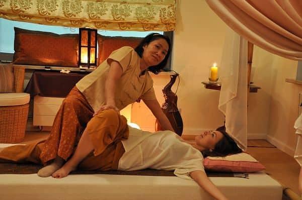 massage therapy thai massage