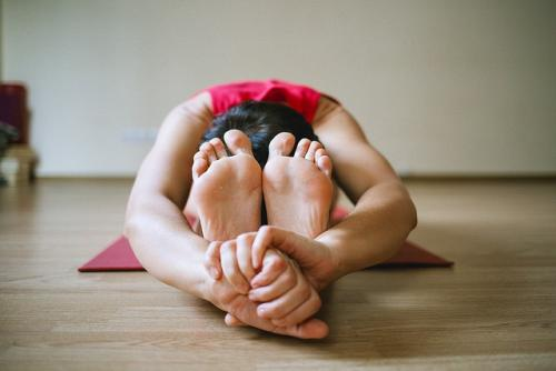 Yoga for joint inflammation