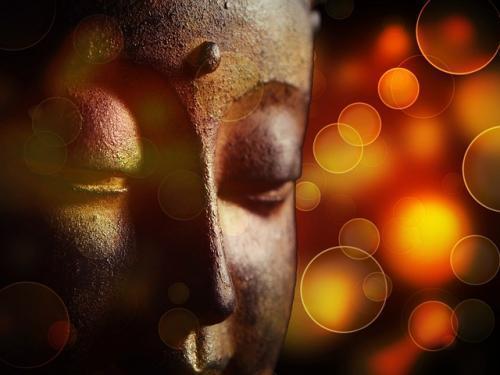 buddha restorative yoga