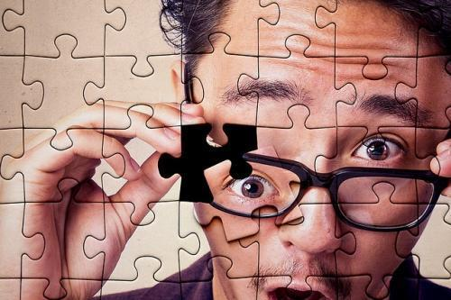jigsaw puzzle memory